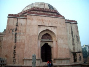 Firoz Shah's Tomb (1354)