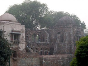 Firoz Shah's Tomb and Madrasa(1354)