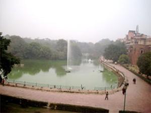 Hauz Khas water tank