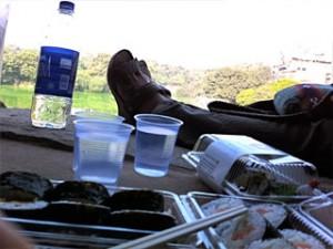 picnic on Hauz Khas with FUTOMAKI